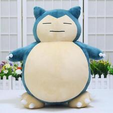 Big Jumbo Pokemon Snorlax Plushie 30CM Kabigon Pillow Cushion Plush Doll Toy RW2