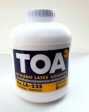 TOA Latex Hygienic Adhesive Glue General Purpose Paper Wallpaper Wood 32 OZ