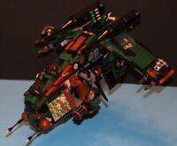 LEGO® brick STAR WARS™ Custom 7676 KASHYYYK JUNGLE GUNSHIP + 8 Minifigure Crew
