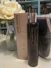 JOSIE MARAN Argan Liquid Gold Self Tanning Oil Mango Clementine 8.6 oz NIB Glove