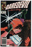 Daredevil 255 Marvel 1988 VF 2nd Typhoid Mary Kingpin John Romita