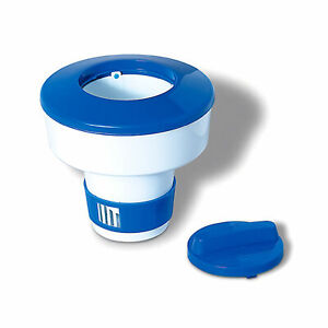 Swimline Hydrotools 8725 Swimming Pool Adjustable Floating Chlorine Dispenser