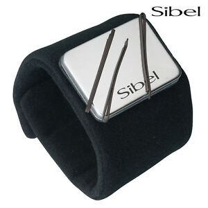 Sibel Quickystick Hairdressing Wrist Magnetic Bracelet -Hairpins & Grips Holder