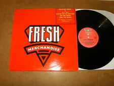 "ALL STAR FRESH & B.C. BOY : LISTEN TO THE RHYTHM - 12"" vinyl BELGIUM 1988- FRESH"