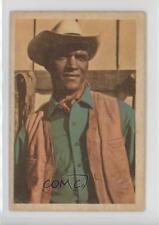 1959 Parkhurst Texas John Slaughter #32 Batt is a Jack of All Trades Card z6d
