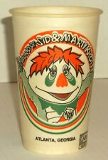 WORLD OF SID & MARTY KROFFT THEME PARK CONCESSION STAND CUP Atlanta HR PUFNSTUF