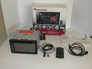"""PIONEER AVH-X2800BS In-Dash DVD Receiver w/ 6.2"""" Display Bluetooth with Remote"""