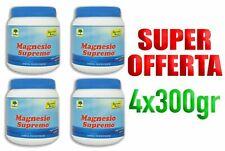 MAGNESIO SUPREMO NATURAL POINT 4 x 300 GR