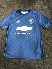Adidas Manchester United 2018/19 Third Jersey Youth Large