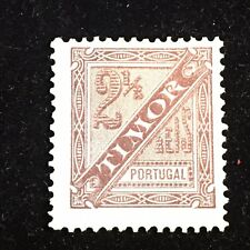 1893 Timor Newspaper Stamp, Unused