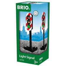 BRIO 33743 Light Signal for Wooden Train Set