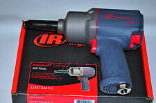 "Ingersoll Rand 2235TiMAX-2  1/2"" Impact Wrench with 2 inches extend anvil USA"