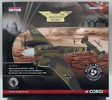 Corgi AA38505 Bf110C-1 ZG26 'Horst Wessel' Battle of Britain 1/72 Scale Model