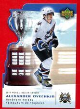 00818b5dd94 2006/07 Upper Deck McDonalds Alex Ovechkin HARDWARE Heroes Dic Cut Card  Capitals