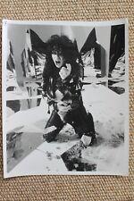 Motley Crue Mick Mars Original Theatre Of Pain Promo Album Photograph 1985 1986