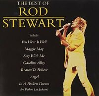 Rod Stewart Best of (16 tracks, 1992, Mercury) [CD]