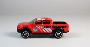 Hot Wheels 2019 Ford Ranger Raptor Red No Package