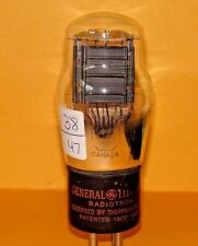 Low Testing General Electric #45 Vacuum Tube Canada Results =935