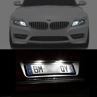 4 LED Standlicht und LED-Kennzeichen Nachtlichter für BMW Z4 E85 E86 E89