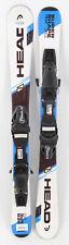 Head Super Shape Team Era 2 Kids Skis - 97 cm Used