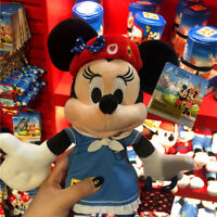 NWT Shanghai Disney exclusive Mickey mouse Plush Toy I love shanghai