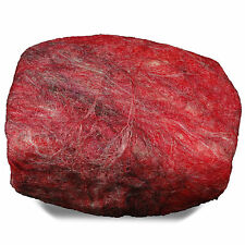 New Red Felted Soap Stone - Handmade in USA