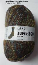 100g Super Soxx color 4-fach Sockenwolle Strumpfwolle