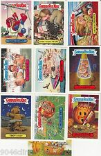 2008 TOPPS GARBAGE PAIL KIDS ANS 7 JIG SAW PUZZLE SET COMPLETE 10/10 GPK CARDS
