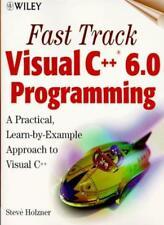 Fast Track Visual C++ 6 Programming-Steve Holzner