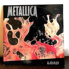 Load by Metallica 1996 Vinyl Elektra Records 1st Press Metal Hetfield Album