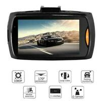 2.4'' Full HD 1080P Dash Cam Car DVR Driving Security Camera G-sensor Recor W6O2