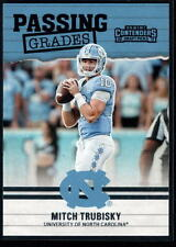 2017 Panini Contenders Draft Picks Passing Grades - Pick A Player