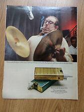 1970 Benson & Hedges Cigarette Ad  Playing the Symbols