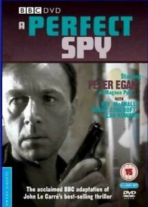 A PERFECT SPY DVD - 1987 COMPLETE BBC SERIES  - 3 DVD BOX SET - OVER 6 HOURS