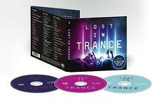 LOST IN TRANCE – V/A 3CDs (NEW/SEALED) ATB Chicane Sash! Tiesto