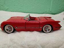New ListingFranklin Mint 1954 Corvette Diecast 1:24 B11Wn71