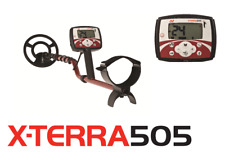 New price! Minelab X-TERRA 505 metal detector; free shipping