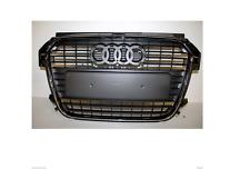 Audi A1 10- / Sportback Chrom Paraurti di ventilazione griglia Griglia Centrale