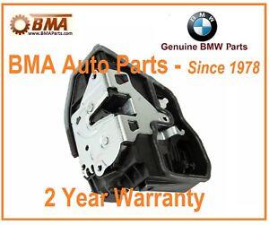NEW GENUINE Front Right Door Power Motor Lock Latch Actuator for BMW 5 6 7 X5 X6