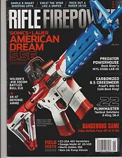 Rifle Firepower Magazine Jan 2014, Sionics*Lauer AMERICAN DREAM 5.56.