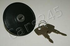 Locking Fuel Cap With Two Keys Alfa Romeo Ford Innocenti Rover Valeo OEM