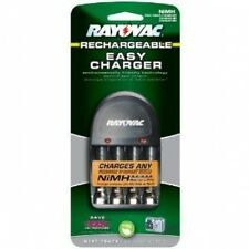 Rayovac Easy Charger for AAA & AA Rechargeable Batteries PS131E