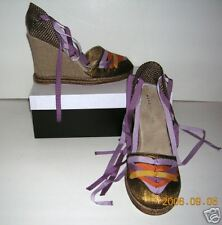 663904 Marc Jacobs Wedges TAFFITA BRONZE ROPE IVO 11 41