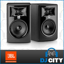 JBL LSR305P mkII Pair 5-Inch Powered Studio Reference Monitors Recording Speaker