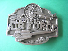 Pewter United States Air Force Belt Buckle by Siskiyou