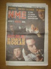NME 1988 APR 30 NASTY ROX PRIMITIVES THE MISSION DJ EZ
