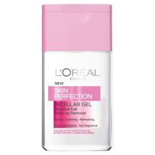 3X L'Oreal Paris Skin Perfection Micellar Gel Make-up Remover 125ml