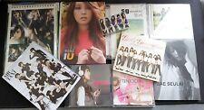 KPOP CD Goods SNSD Tenjochiki SG Wannabe Girls Generation Bae Seul Ki Meilin IU