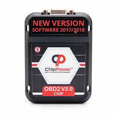OBD2 V.3.0 Power Box HOLDEN COMMODORE VE 3.6i Chip Tuning Software 2017/18
