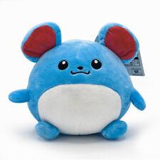 Pokemon All Star Cute Marill Stuffed Soft Plush Doll Kid Toys 5.5inch US ship
